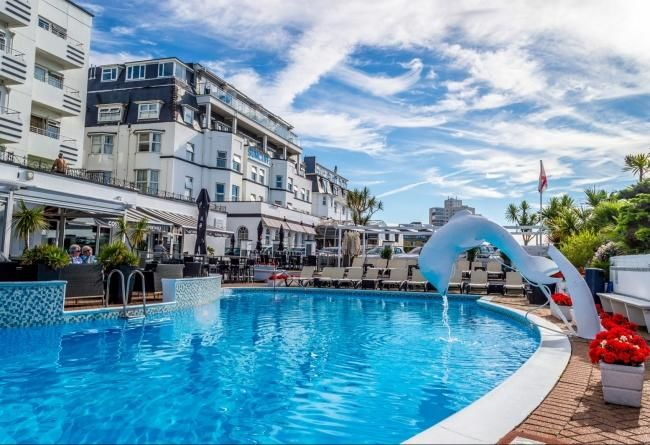The suncliff hotel bournemouth official site by oceana - Hotel in torquay with indoor swimming pool ...