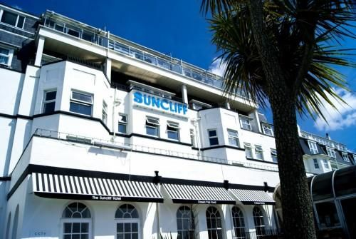 The Suncliff Hotel - Exterior