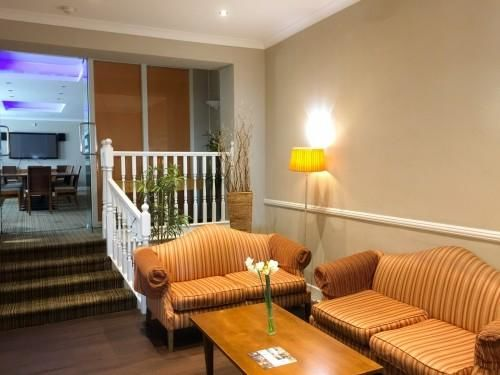 The Suncliff Hotel - Lounge Area